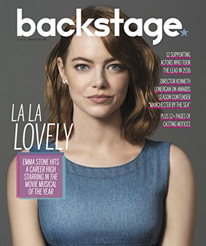 Best Price for Back Stage Magazine Subscription