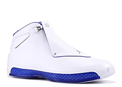 a36994070b9a Air Jordan 18 Retro - Aa2494-106 - Size 9 White