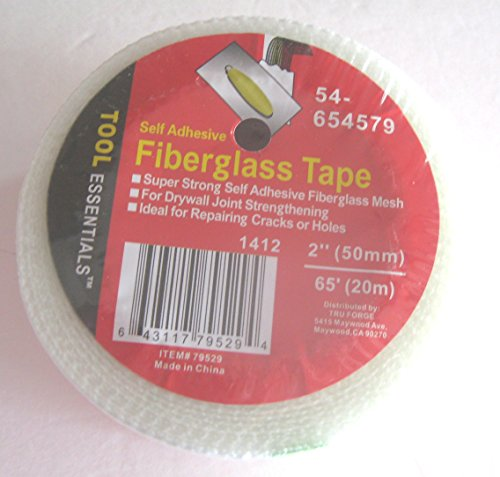 Tool Essentials Self Adhesive Fiberglass Tape 2