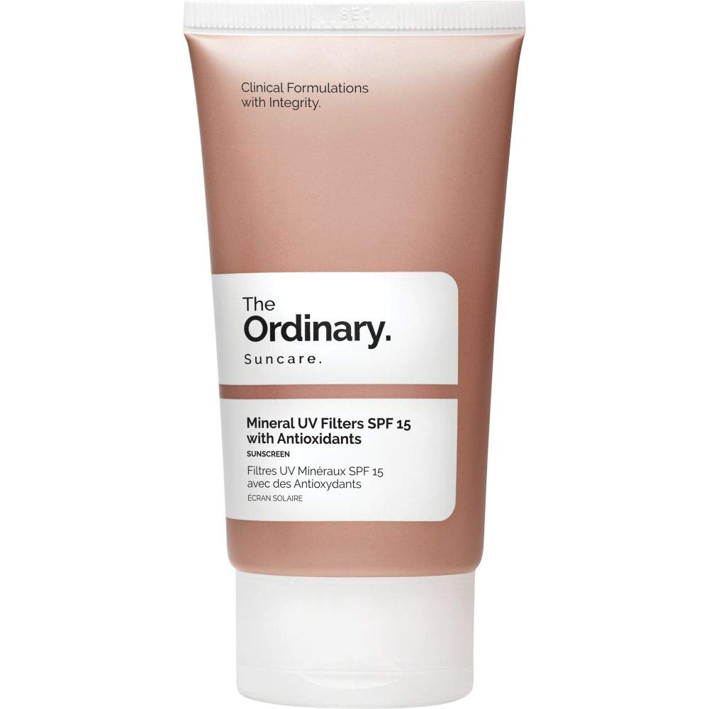 The Ordinary Mineral UV Filters SPF 15 with Antioxidants (50ml)