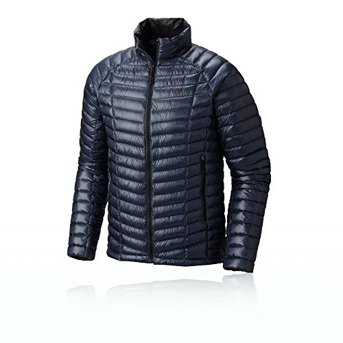 Mountain Hardwear Ghost Whisperer Down Jacket - AW17 - XX Large - Navy ()