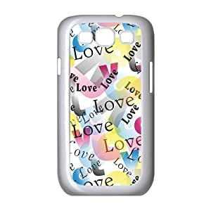 Custom Check Pattern Back Cover Case for SamSung Galaxy S3 I9300 JNS3-097