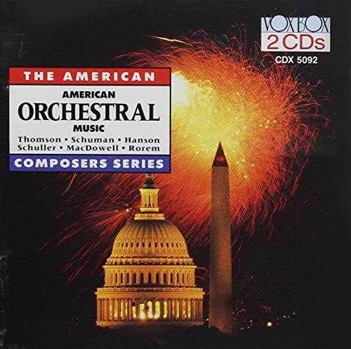 American Orchestral Music (American Orchestral Music)