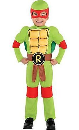 Teenage Mutant Ninja Turtles Raphael Costume Toddler (3-4)