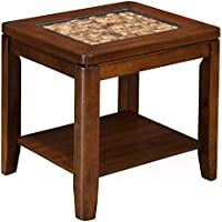 Alpine Furniture Granada End Table