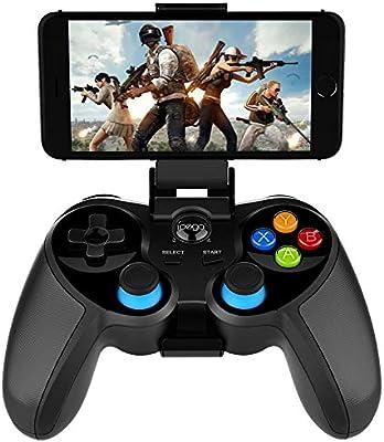 IPEGA PG-9157 Wireless 4.0 Gamepad Trigger Pubg Controller Joystick Compatible Android/iOS para iOS iPhone, iPad, teléfono Android, tabletas, Smart TV, TV Box: Amazon.es: Electrónica