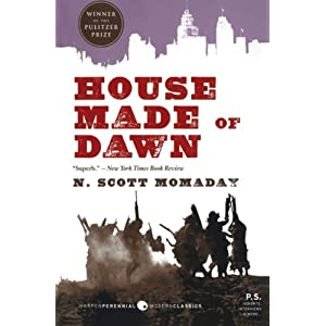 an introduction to the house made of dawn momaday
