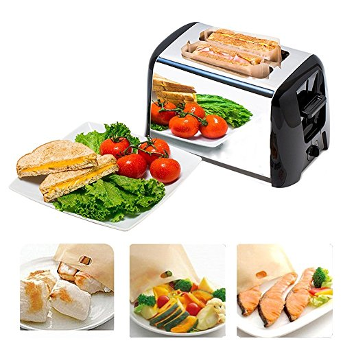 Toaster Resistant Reusable Perfect Microwave product image