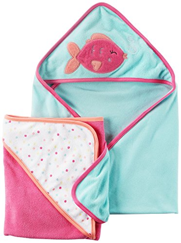girls hooded bath towel - 4