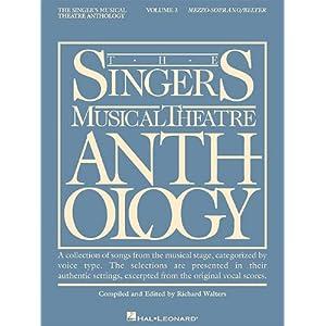 The Singer's Musical Theatre Anthology: Mezzo-Soprano/Belter (Volume 3)