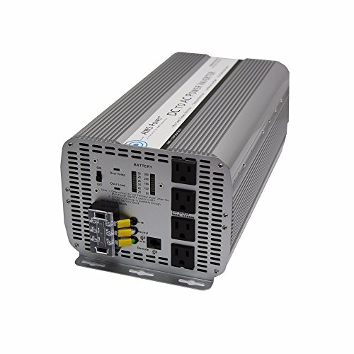 AIMS Power 5000 Watt 48 VDC Power Inverter