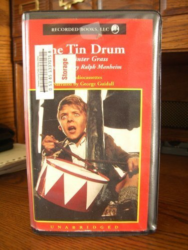 Download The Tin Drum.all 18 Audio Cassettes in Good Condition. pdf