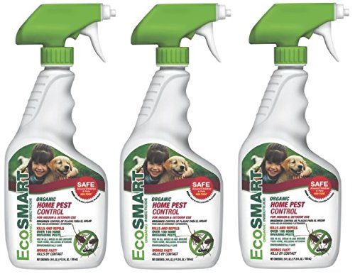 Ecosmart 33507-01Organic Home Pest Control, 24-Ounce (3)