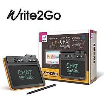 Write2Go - Digital memo Writing Pad (Windows/Mac): Amazon.es: Electrónica