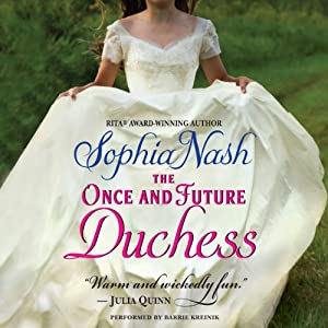 The Once and Future Duchess Audiobook