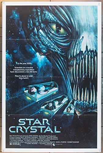 Star Crystal 27×41 Folder Movie Poster