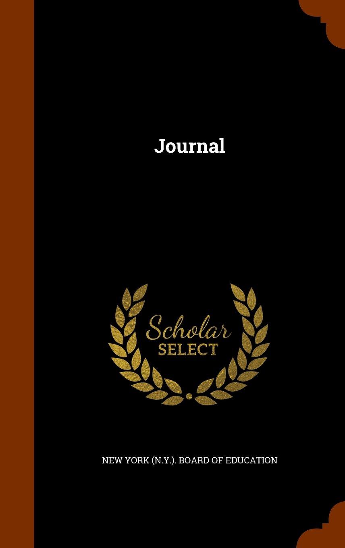 Download Journal ebook