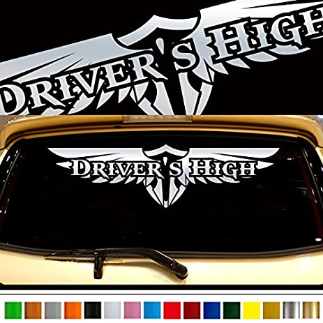 Tribal car rear sticker 25 car custom stickers decals 【8 colors to choose from】