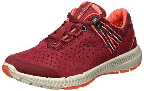 Ecco Intrinsic TR, Zapatillas para Mujer Rojo (Brick/Brick)