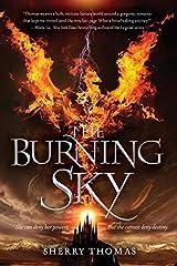 The Burning Sky (Elemental Trilogy) Paperback
