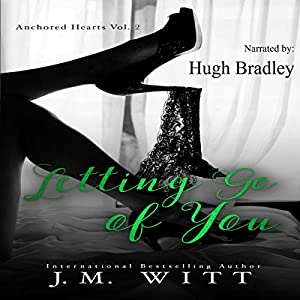 Letting Go of You Audiobook