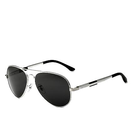 89e3d068a9 VEITHDIA Mens Polarised Sunglasses Polarized Sunglasses Womens Classic Aluminum  Magnesium Alloy for Men Driving Golf Aviator