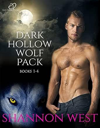 Dark Hollow Wolf Pack, Volume One (English Edition) eBook: West, Shannon: Amazon.es: Tienda Kindle