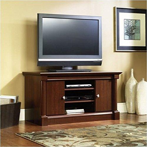 sauder-palladia-panel-tv-stand-select-cherry-finish
