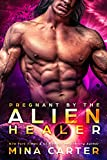 Pregnant by the Alien Healer: Sci-fi Alien Warrior Invasion Romance (Warriors of the Lathar Book 5)