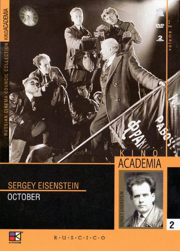 October Hyperkino Edition 1927 Reino Unido DVD: Amazon.es: Sergei ...