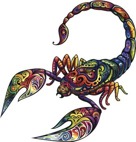 Pink Scorpion - 9