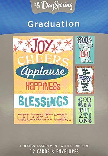 Graduation - Inspirational Boxed Cards - -