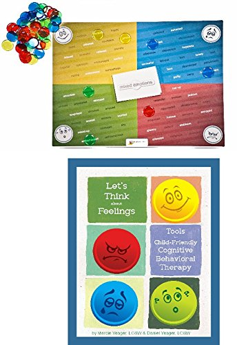 Golden Path Games CBT Combo Pack: Hands-on Activities to Teach Coping Skills for Stress, Anger, Anxiety; Includes Full-Color Digital -