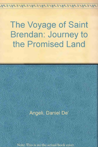 The Voyage of Saint Brendan: Limited Edition