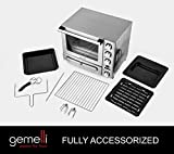 Gemelli Twin Oven, Professional Grade Convection