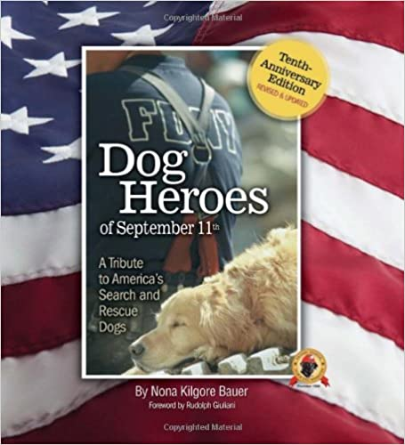 Read Dog Heroes of September 11th: A Tribute to America's Search and Rescue Dogs PDF