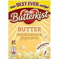 Butterkist Butter Microwave Popcorn 3X70g