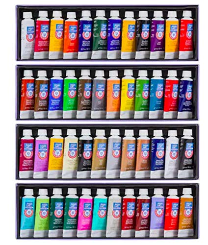 48 Set Acrylic Paint Set by Artists Loft