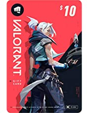 VALORANT $10 Gift Card - PC [Online Game Code]