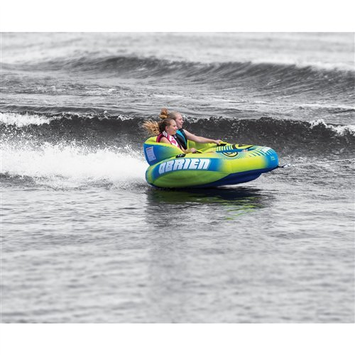 7b97ab33ed5 Amazon.com   O Brien Challenger 2-Person Towable Tube   Sports   Outdoors