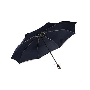 Totalmente Automático 30% De Descuento Paraguas Plegable Paraguas Para Hombres Sol Y Lluvia Para Exteriores