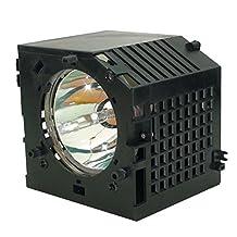 AuraBeam Toshiba 44NHM84 TV Replacement Lamp with Housing