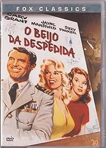 O Beijo da Despedida [ Kiss them for Me ] [ Region 1 and 4 ]