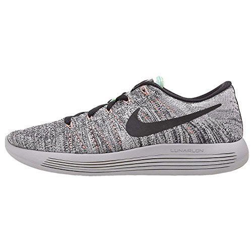 Gamma White Running Nike Shoes Low Blue Women's Black Flyknit Lunarepic Bright Mango awq14z