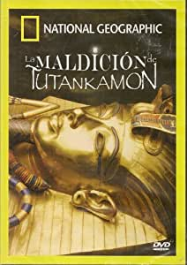 National Geographic - La Maldicion de Tutankamon (King Tut's Curse) [NTSC/Region 1 & 4 dvd. Import - Latin America] (Audio: English and Spanish, Subtitles: Spanish)