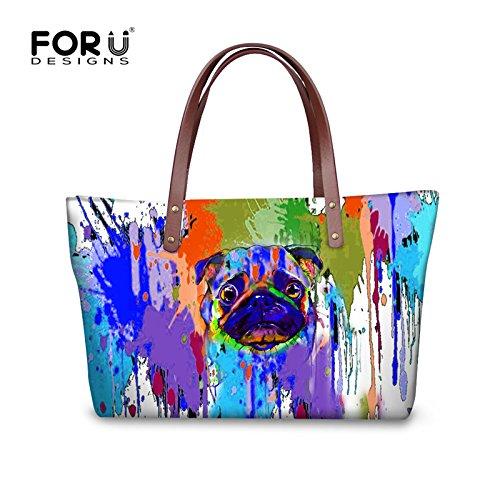 Handbags Foldable Women Purse Bags C8wcc3333al Wallets Large FancyPrint Casual ZxR0Bax