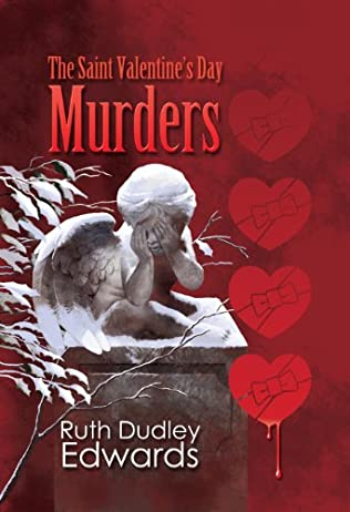 book cover of The Saint Valentine\'s Day Murders