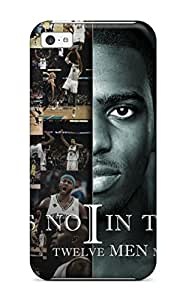 Protection Case For Iphone 5c / Case Cover For Iphone(chris Paul)