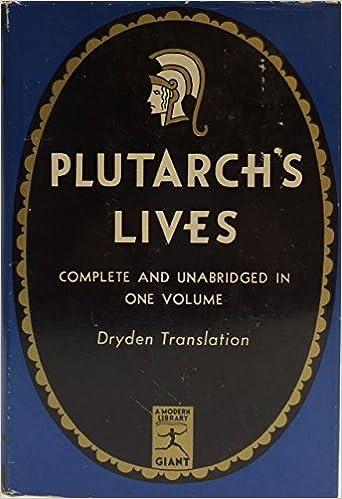 Más libros de 46-120? Plutarch