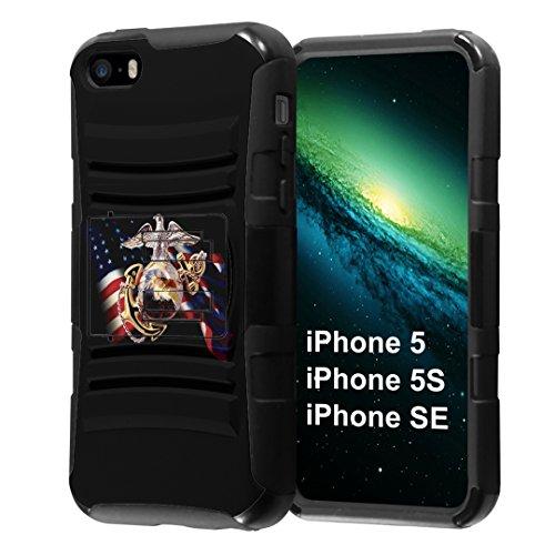 platinum iphone 5s case with clip - 9